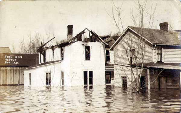 Postcards Of The Tornadoes And Floods Of March 1913